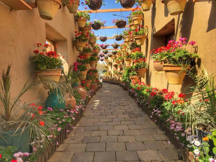 کوچه گلها ، یادمان نوروز ٩٧ مشهد